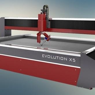 Slider Evolution X5